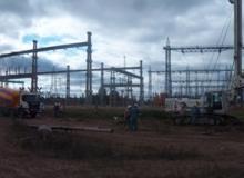 Línea de alta tensión – Estación Gran Mendoza – Mendoza